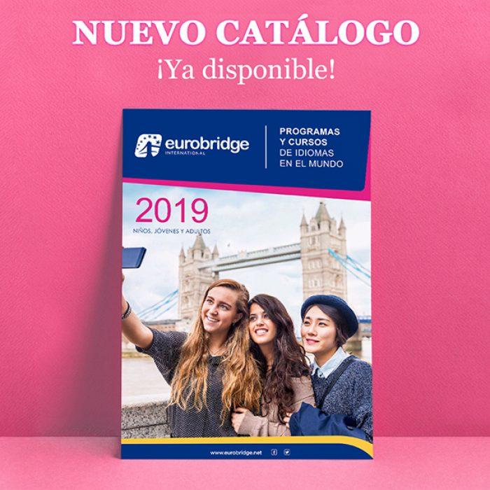 Disponible el nuevo Catálogo 2019