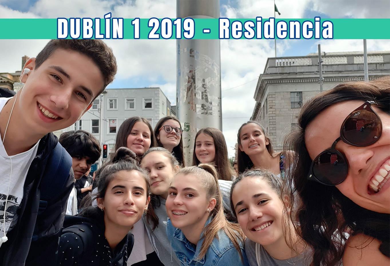 Program Review: DUBLÍN 1 – Residencia