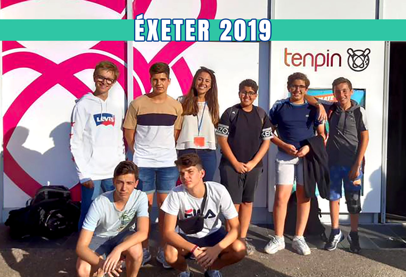 Program Review: ÉXETER 2019