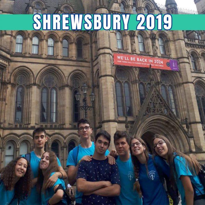 Program Review: SHREWSBURY 2019