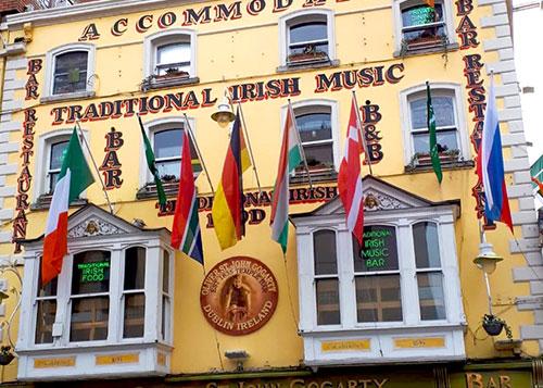 Nuestro personal visita Irlanda y Reino Unido