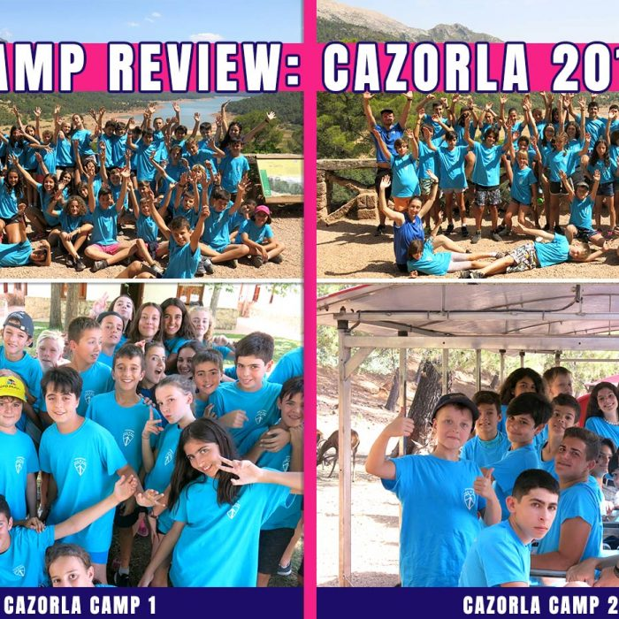 Camp Review: CAZORLA 2019!