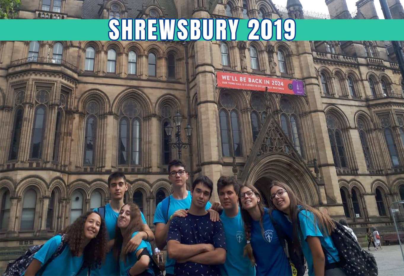 Program Review: SHREWSBURY 2019