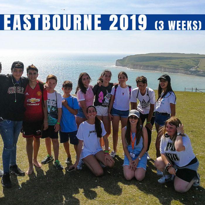 Program Review: EASTBOURNE 2019 (3 weeks)