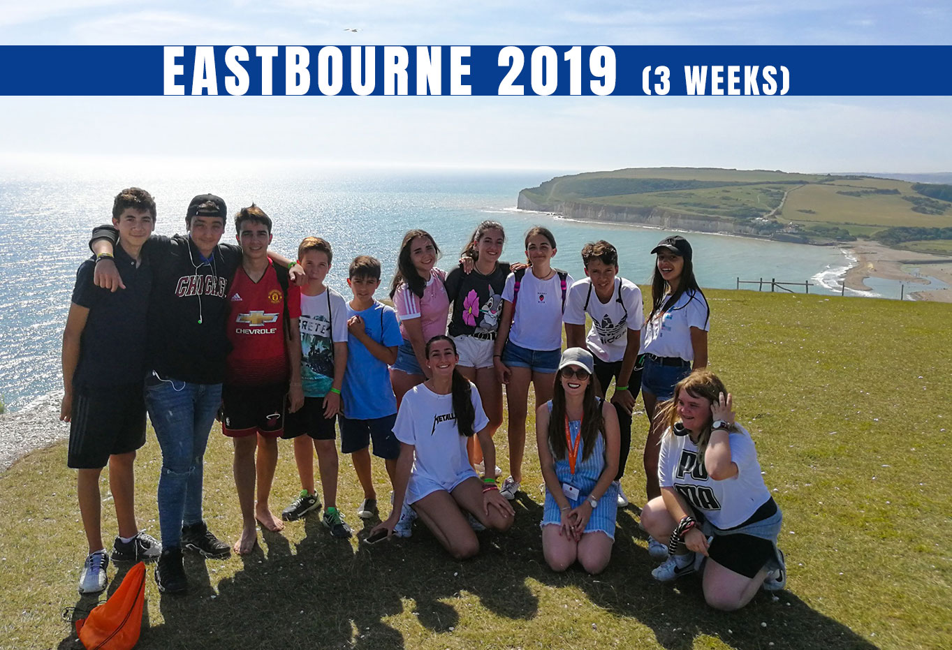 Program Review: EASTBOURNE 2019 (3 weeks)