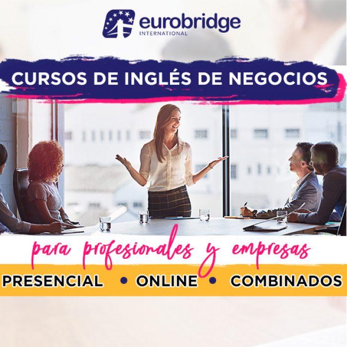 Clases de inglés de negocios y otros servicios para empresas